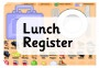 Golden Time and Lunch Register