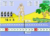 Mummy Number Lines